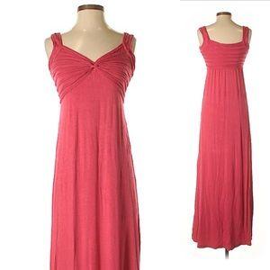 Max Studio - Red Maxi dress size L